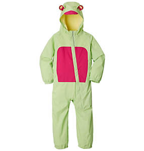Toddler Kitteribbit™ Rain Suit