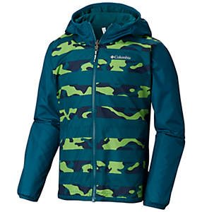 69d1a443b8f9 Kids' Pixel Grabber™ Reversible Jacket