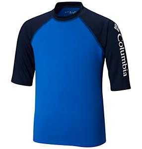 Kids' Sandy Shores™Short Sleeve Sunguard Shirt