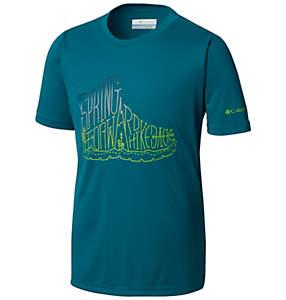 Boys' Peak Freak™ Short Sleeve Shirt