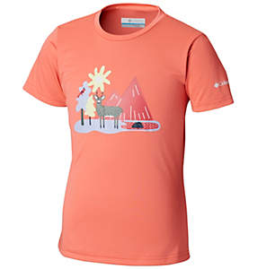 Girls' Wild At Heart™Short Sleeve Shirt