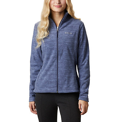 Women's Fast Trek™ Light Printed Full Zip Fleece , front