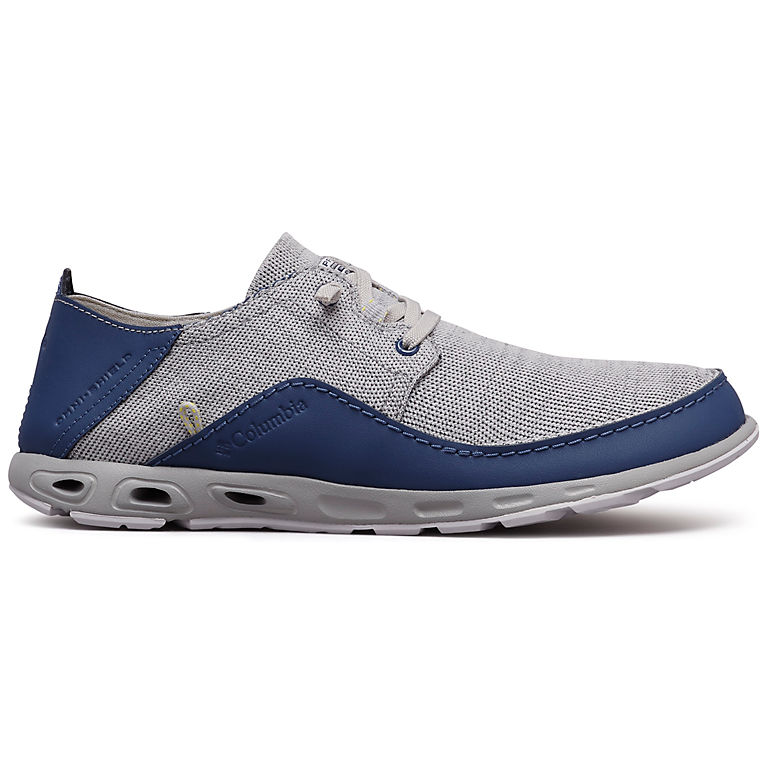 03ad69e971f Carbon, Electron Yellow Men's Bahama™ Vent Relaxed PFG Knit Boat Shoe, View  0