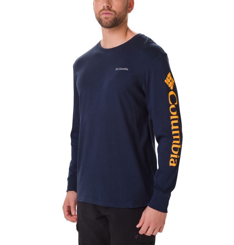 Men's North Cascades™ Long Sleeve Tee Shirt Men's North Cascades™ Long Sleeve Tee Shirt, front