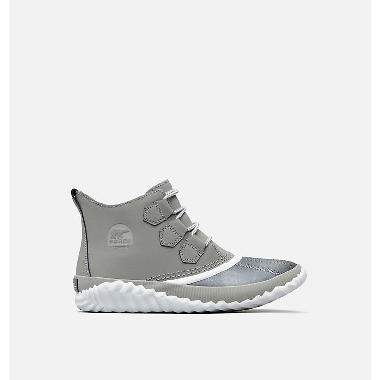 newest a4dcd 9aa1d Chrome Grey Out N About™ Plus Boot, View 0
