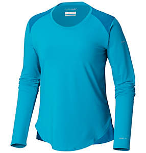 Women's Saturday Trail™ Knit Long Sleeve Shirt—Plus Size