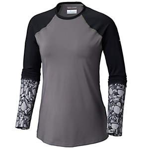 Women's Sandy Trail™ Long Sleeve Shirt—Plus Size