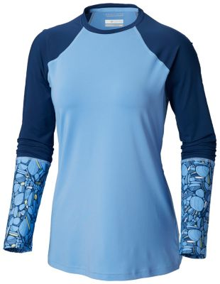 Women's Sandy Trail™ Long SleeveShirt - Plus Size