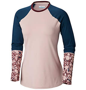 Women's Sandy Trail™ Long Sleeve Shirt—Plus Size