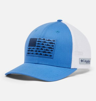 948e67f4 Columbia | Keep the sun out of your eyes with this classic adjustable cap  with breathable mesh panels.