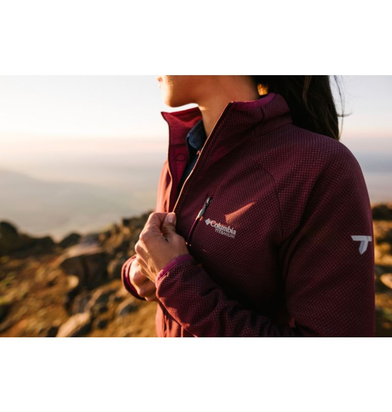 Women's Titan Trekker™ Full Zip Fleece Women's Titan Trekker™ Full Zip Fleece, a2