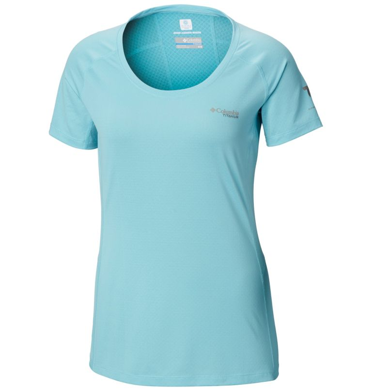 Women's Titan Trail™ Lite Short Sleeve Shirt Women's Titan Trail™ Lite Short Sleeve Shirt, front