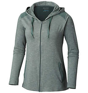 52b9a554efd Women s Place To Place™ Full Zip Hoodie - Plus Size