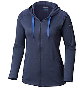 Women's Place To Place™ Full Zip Hoodie - Plus Size