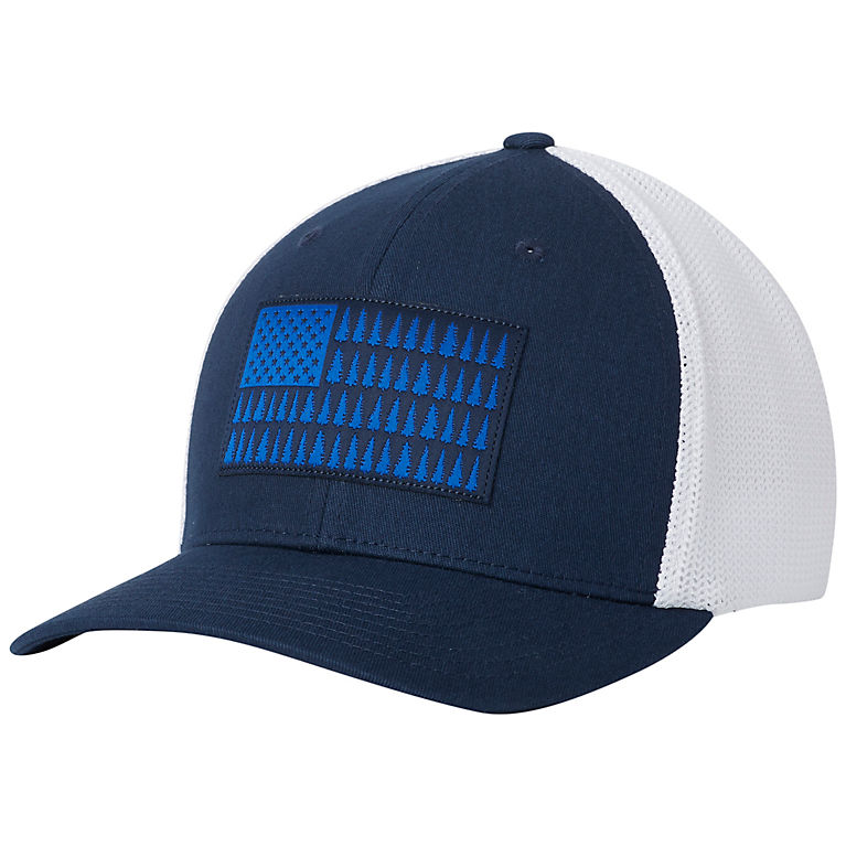 95a3fafe6 Columbia | Cotton-blend and a Flexfit band make this ball cap cool ...