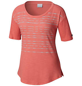 Women's Longer Days™ Short Sleeve Shirt—Plus Size