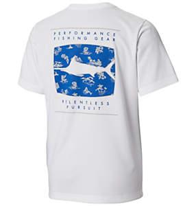 Boys' PFG™Offshore Short Sleeve Shirt