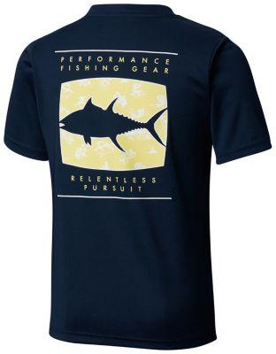 6ced23f381e Boys' PFG Offshore Short Sleeve Shirt | Columbia.com