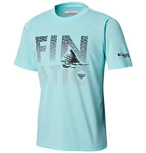 Boys' PFG™ Finatic Short Sleeve Shirt