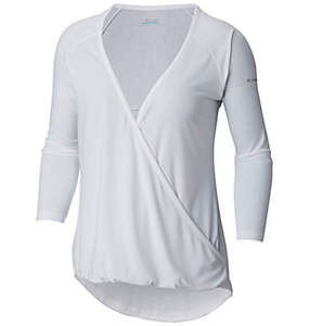 Women's Take It Easy™ Wrap Top