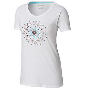Women's Butterfly Wing™ Medallion Tee - Plus Size