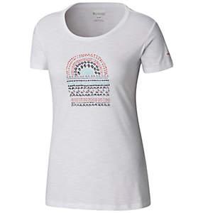 Women's PFG Ocean Sunrise Short Sleeve Crew Shirt