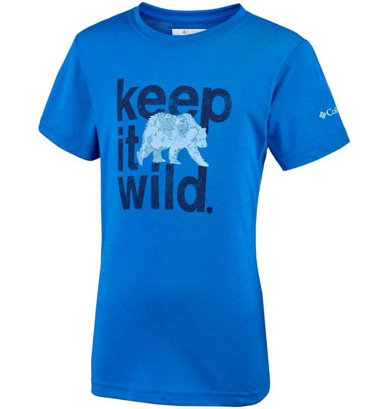 Boys' Mini Ridge™ Tee Shirt Boys' Mini Ridge™ Tee Shirt, front