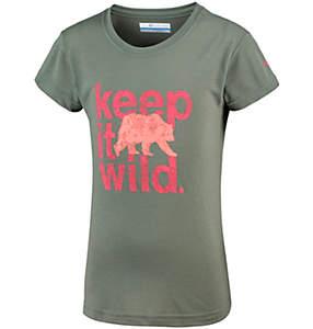 Girl's Little Canyon™ Short Sleeve Tee Shirt