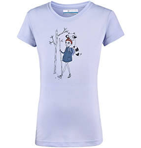 T-shirt Manches Courtes Little Canyon™ Fille