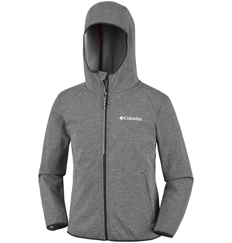 Chaqueta softshell Heather Canyon™ para Jóvenes Chaqueta softshell Heather Canyon™ para Jóvenes, a1