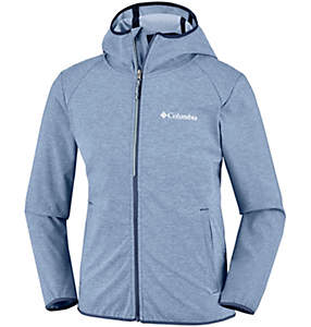 Boy's Heather Canyon™ Softshell Jacket
