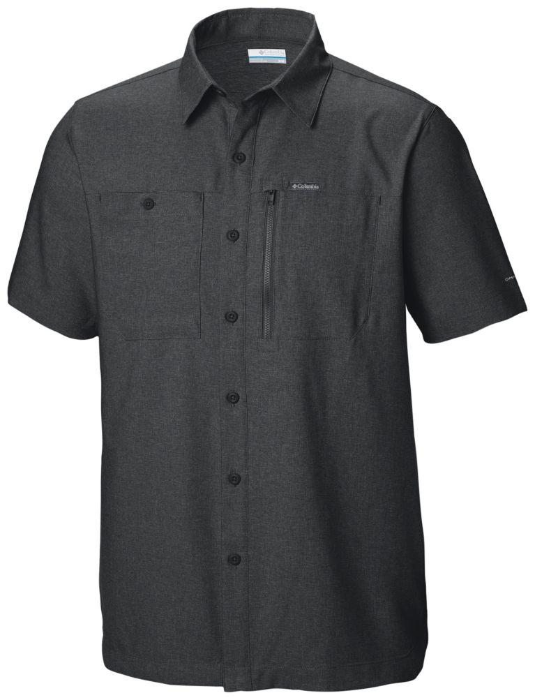 Men's Pilsner Peak™ Iii Short Sleeve Shirt by Columbia Sportswear