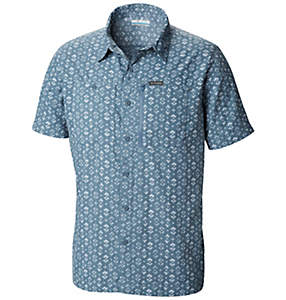 382f9130777 Men's Pilsner Peak™ II Print Short Sleeve Shirt