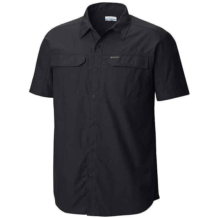 643582a0a5d Black Men's Silver Ridge™ 2.0 Short Sleeve Shirt—Tall, View 0
