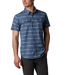 5134994067a Men's Silver Ridge™ 2.0 Multi Plaid Short Sleeve Shirt