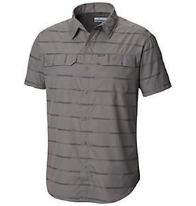 Men's Silver Ridge™ 2.0 Multi Plaid Short Sleeve Shirt—Tall