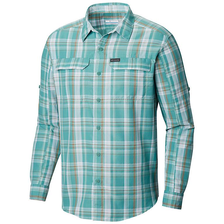 d2d98e0a18d Copper Ore Plaid Men's Silver Ridge™ 2.0 Plaid Long Sleeve Shirt, View 0