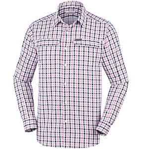 Silver Ridge™ 2.0 Langarmhemd mit Karomuster für Herren