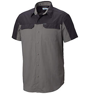 Men's Silver Ridge 2.0™ Blocked Short Sleeve Shirt