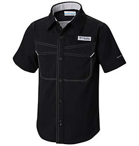 Boys' Low Drag™ Short Sleeve Shirt