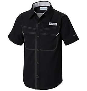 Boys' Low Drag™ Short Sleeve Shirt