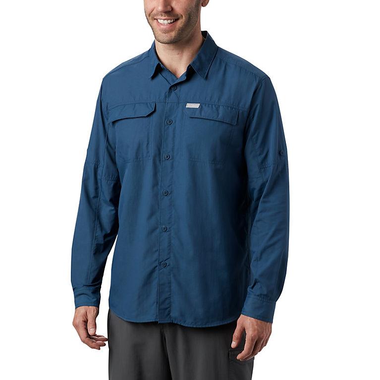 39a65d4b674 Men's Silver Ridge 2.0 Long Sleeve Shirt | ColumbiaSportswear.ca
