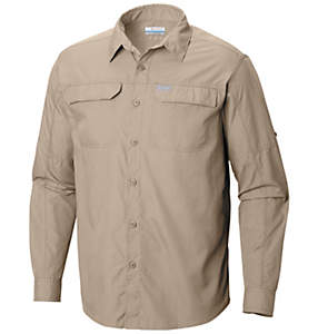 Men's Silver Ridge™ 2.0 Long Sleeve Shirt—Big