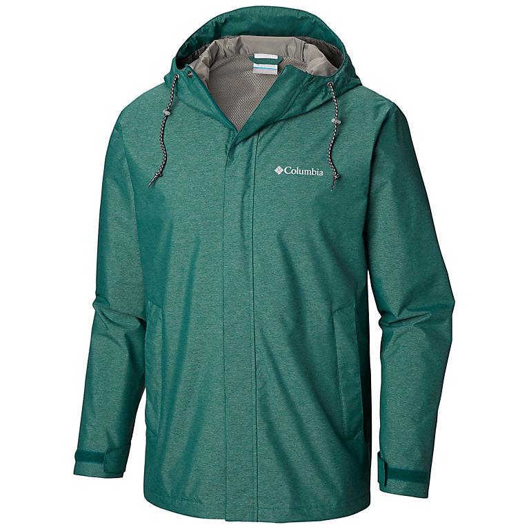 2926bba0c7c47 Pine Green Heather Men s Norwalk Mountain™ Jacket