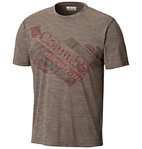 Camiseta de manga corta estampada Trinity Trail™ 2.0 para hombre