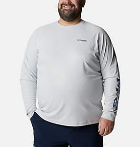 Men's Terminal Deflector™ Long Sleeve Shirt—Big
