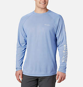 Men's Terminal Deflector™ Long Sleeve Shirt—Tall