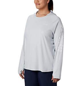 Women's PFG Tidal Deflector™ Hoodie - Plus Size