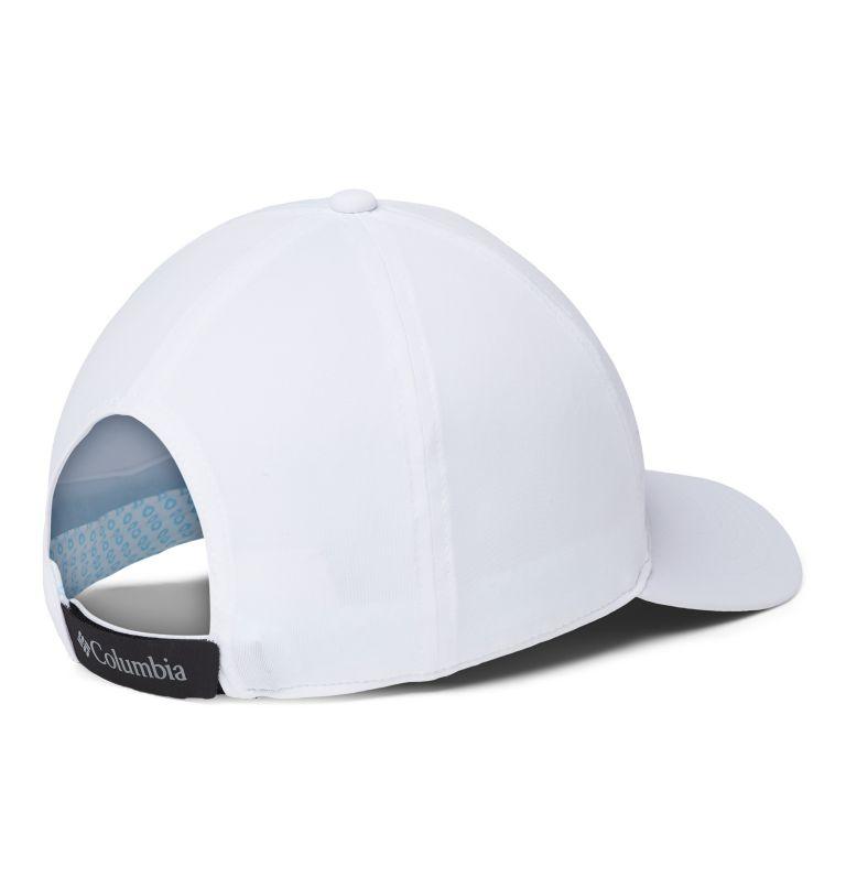 Coolhead™ II Ball Cap | 100 | O/S Casquette de Baseball Coolhead™ II Unisexe, White, back