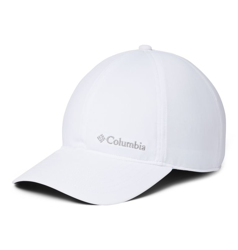 Coolhead™ II Ball Cap | 100 | O/S Unisex Coolhead™ II Ball Cap, White, front